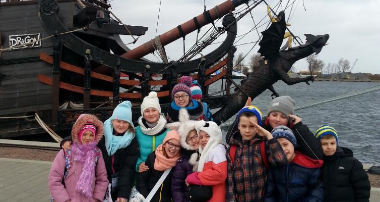 Wycieczka do Akwarium Gdyńskiego
