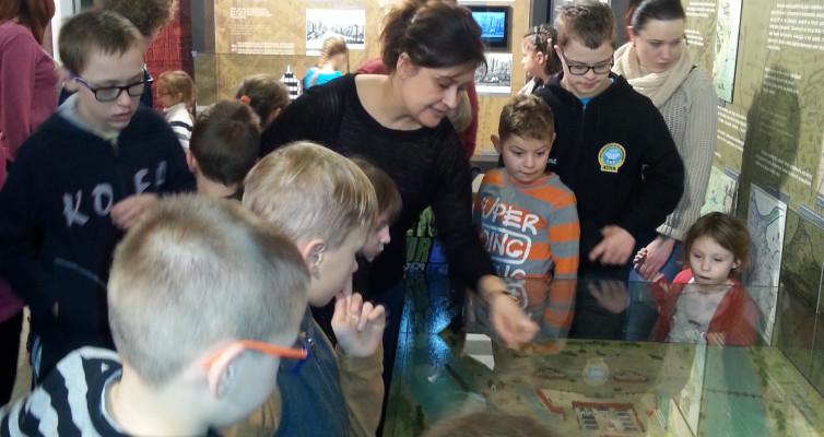 Zwiedzanie Muzeum Wisły w Tczewie