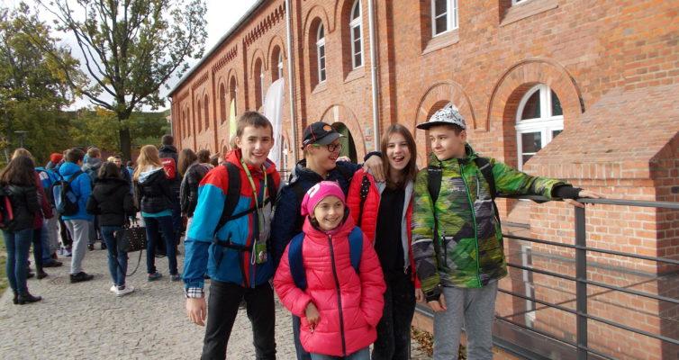 Wycieczka do Centrum Hewelianum w Gdańsku