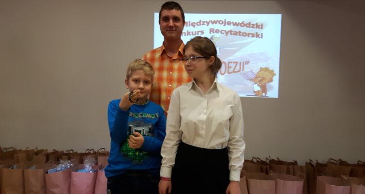 Międzywojewódzki Konkurs Recytatorski