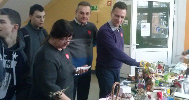 25 Finał WOŚP w SOSW Nr 1 w Elblągu