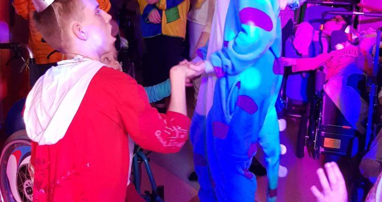 Bal karnawałowy w DPS dla dzieci