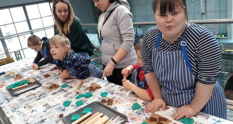 Nadwiślańskie pierniczki- warsztaty dla dzieci i młodzieży