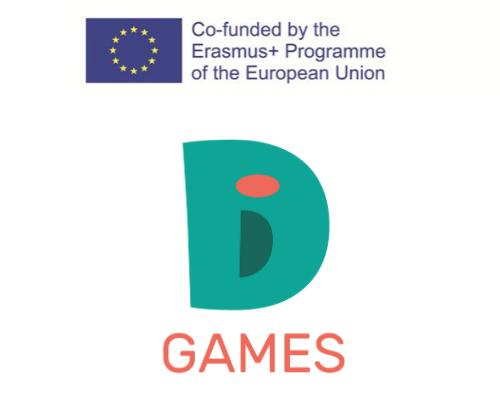 """Odsyłacz do strony internetowej Projektu """"ID GAMES"""""""