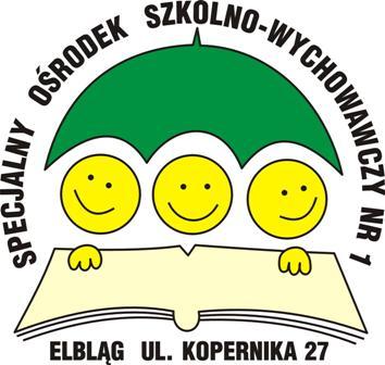 logo Specjalnego Ośrodka Szkolno - Wychowawczego Nr1 w Elblągu