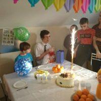 Osiemnaste urodziny Dominika